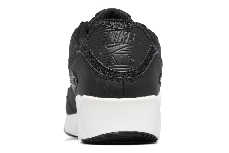 Baskets Nike Air Max 90 Ultra 2.0 Ltr Noir vue droite