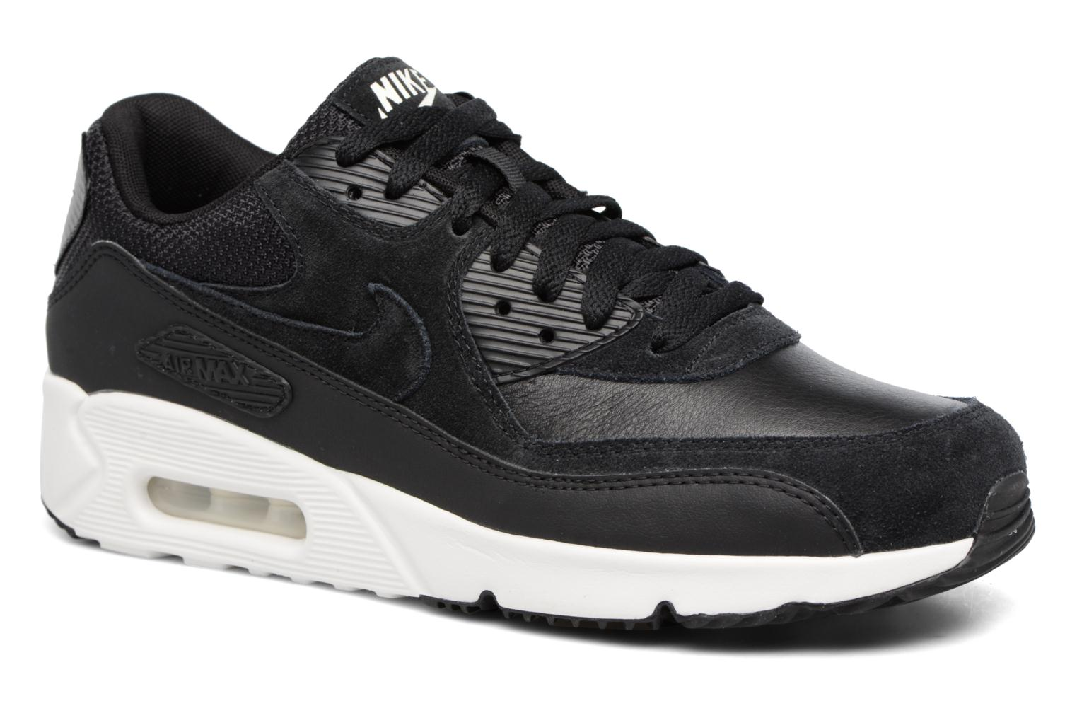 Air Max 90 Ultra 2.0 Ltr Black/Black-Summit White