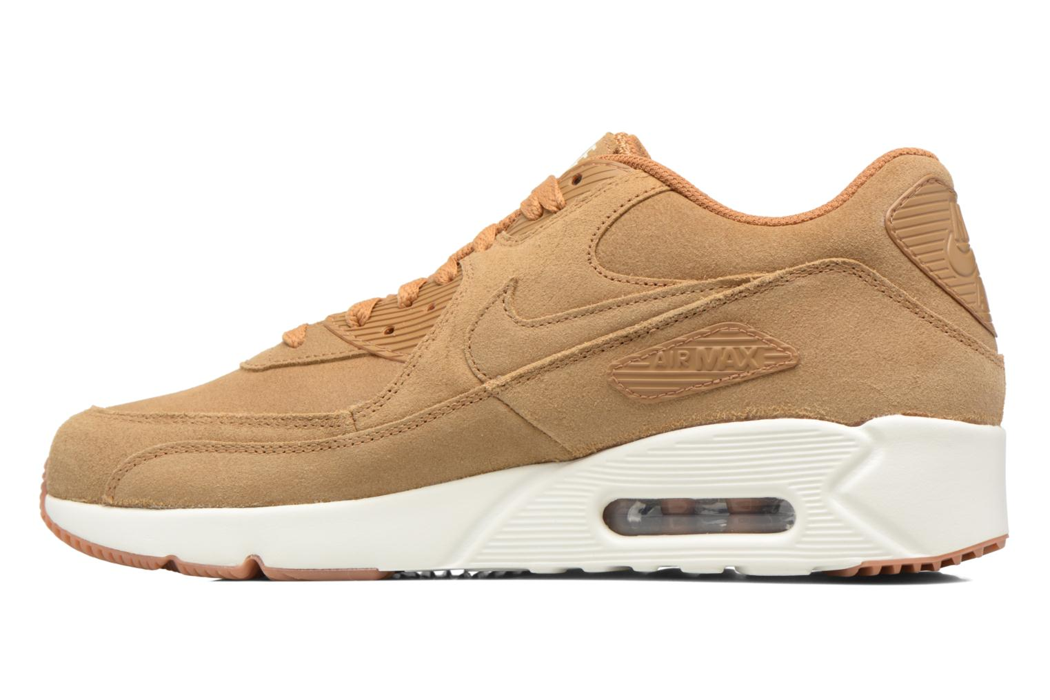 Baskets Nike Air Max 90 Ultra 2.0 Ltr Beige vue face