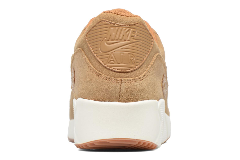 Baskets Nike Air Max 90 Ultra 2.0 Ltr Beige vue droite