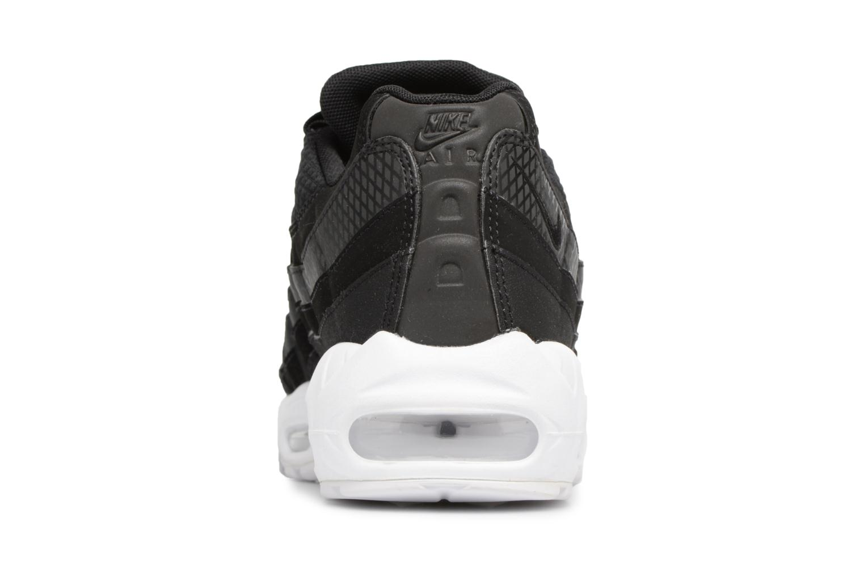 Nike Air Max 95 Premium Se Black/Black-White-Team Orange