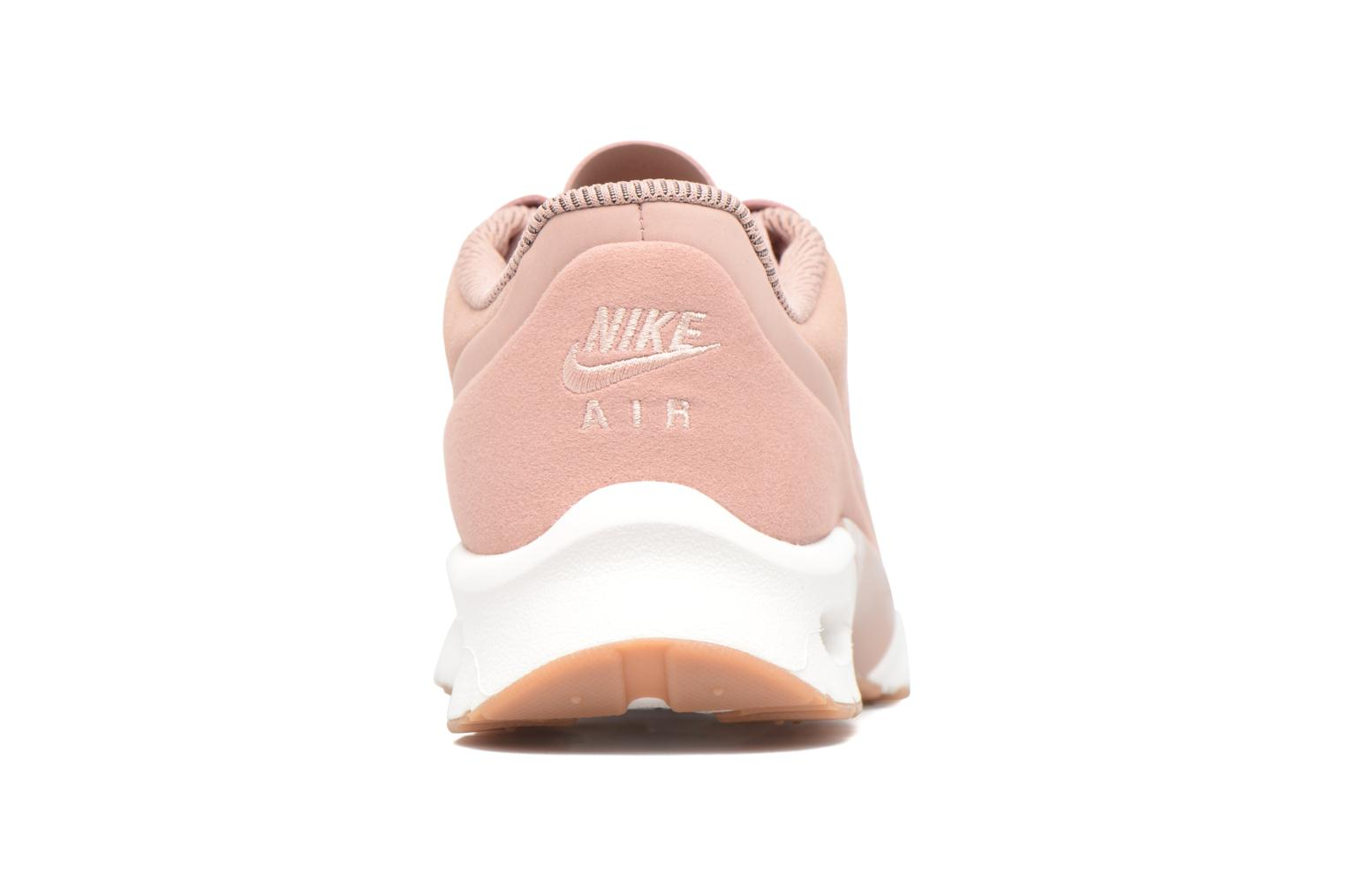 Baskets Nike W Nike Air Max Jewell Se Rose vue droite