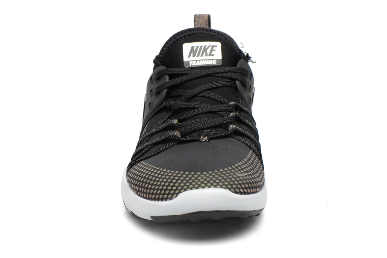Sport shoes Nike Wmns Nike Free Tr 7 Mtlc Black model view