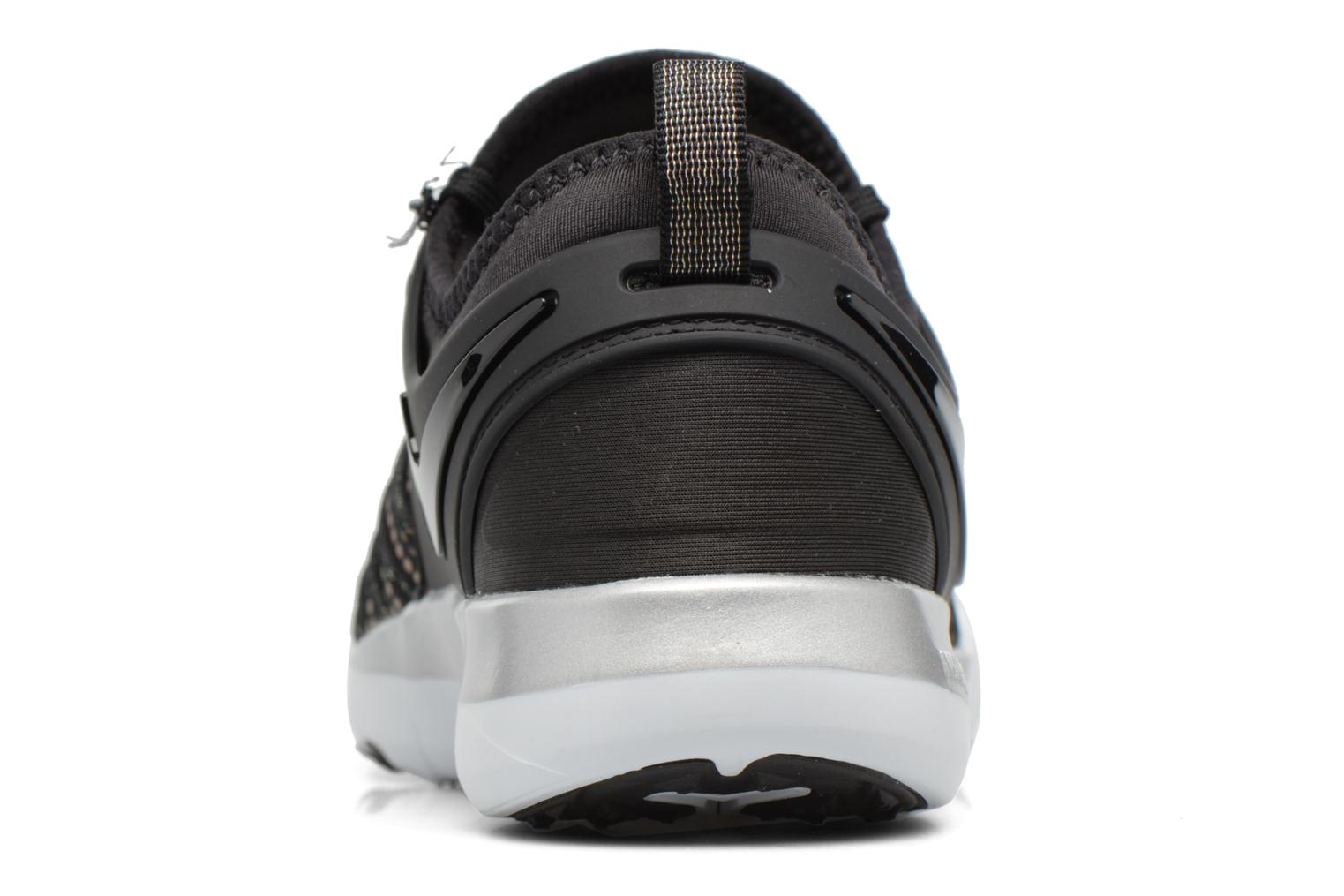 Sport shoes Nike Wmns Nike Free Tr 7 Mtlc Black view from the right