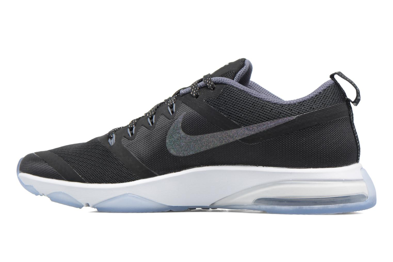 Chaussures de sport Nike W Nike Air Zoom Fitness Mtlc Noir vue face