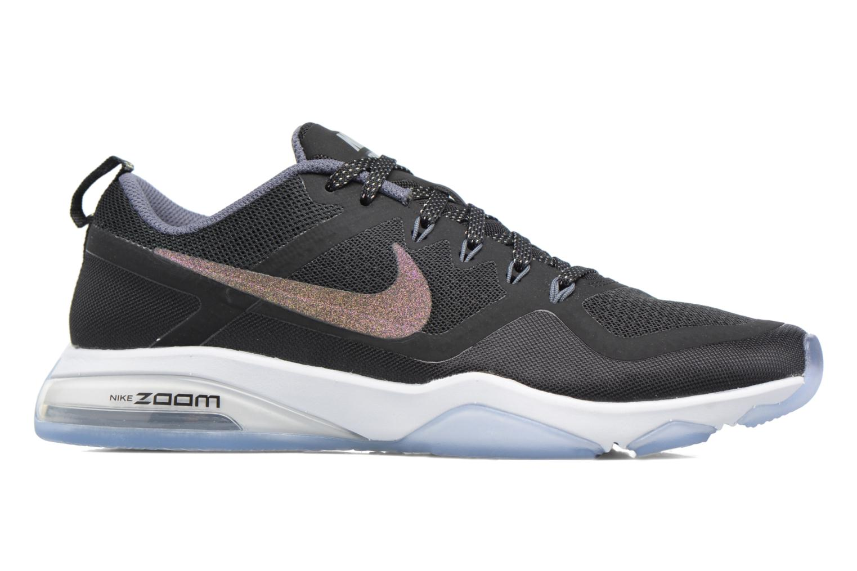 Chaussures de sport Nike W Nike Air Zoom Fitness Mtlc Noir vue derrière
