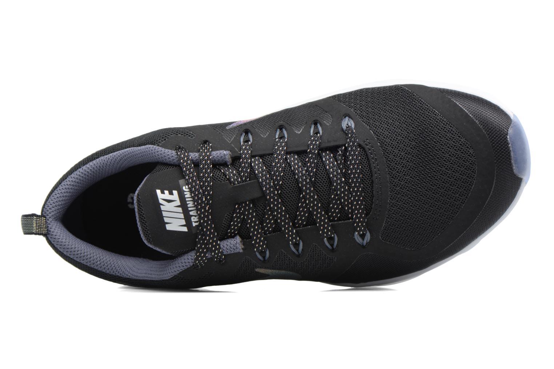 Chaussures de sport Nike W Nike Air Zoom Fitness Mtlc Noir vue gauche