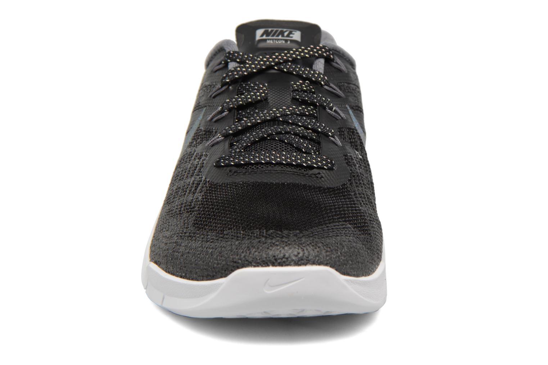 Sportssko Nike Wmns Nike Metcon 3 Mtlc Blå se skoene på