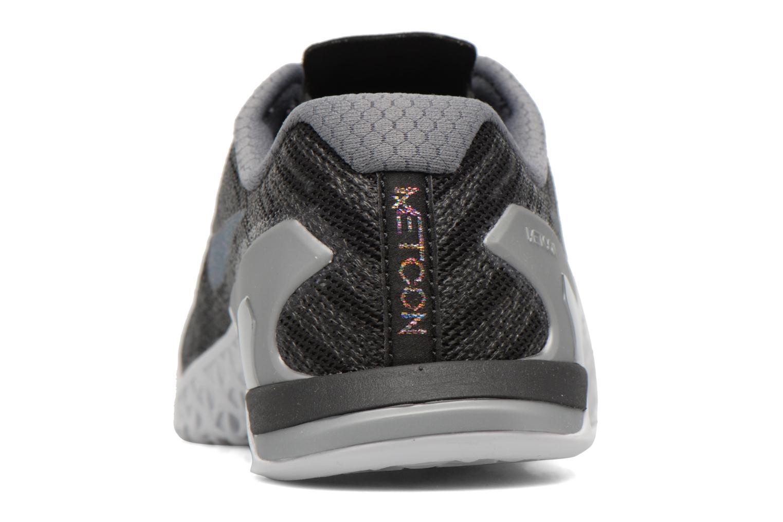 Sportssko Nike Wmns Nike Metcon 3 Mtlc Blå Se fra højre