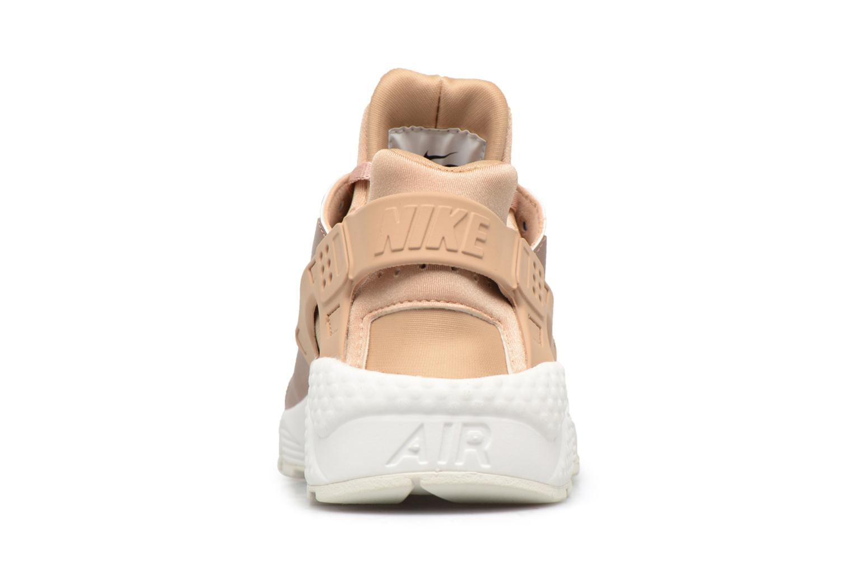 Sneakers Nike Wmns Air Huarache Run Prm Txt Oro e bronzo immagine destra