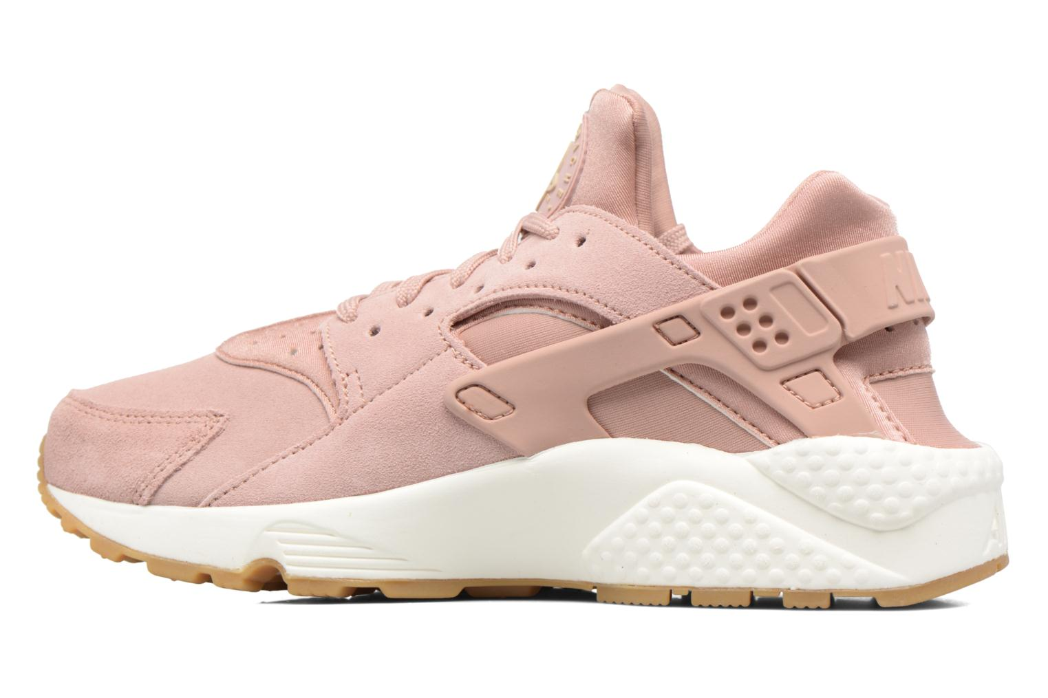 Sneakers Nike Wmns Air Huarache Run Sd Pink se forfra