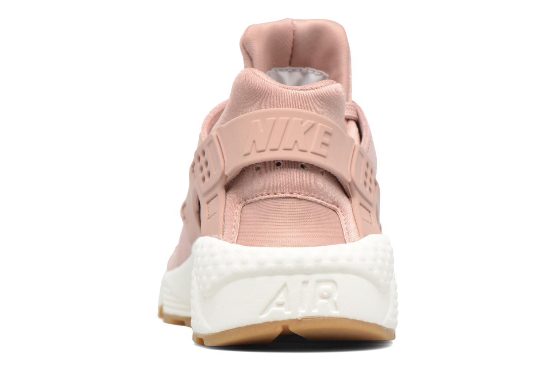 Baskets Nike Wmns Air Huarache Run Sd Rose vue droite