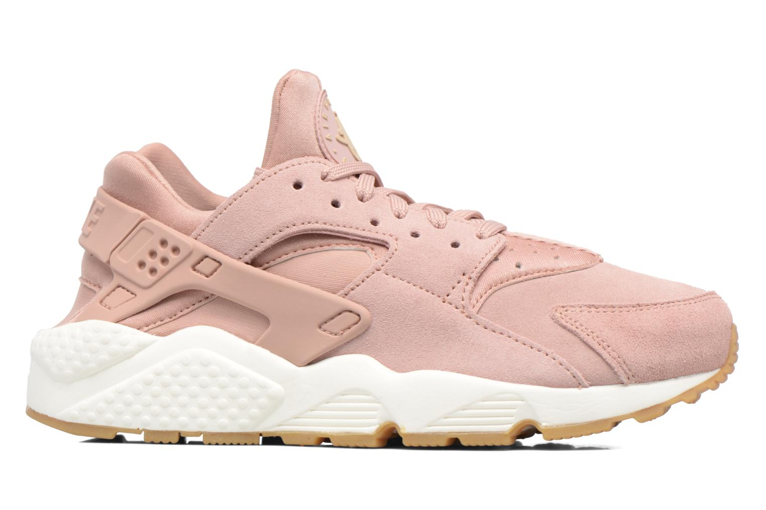 Baskets Nike Wmns Air Huarache Run Sd Rose vue derrière