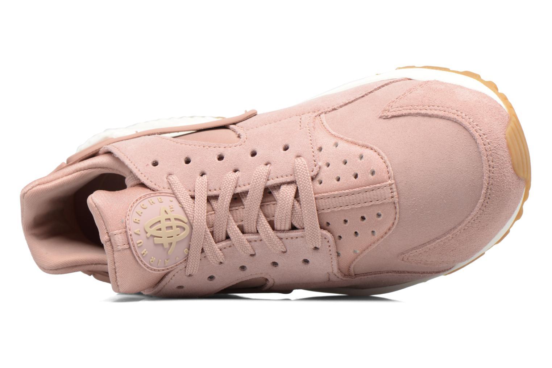 Sneaker Nike Wmns Air Huarache Run Sd rosa ansicht von links