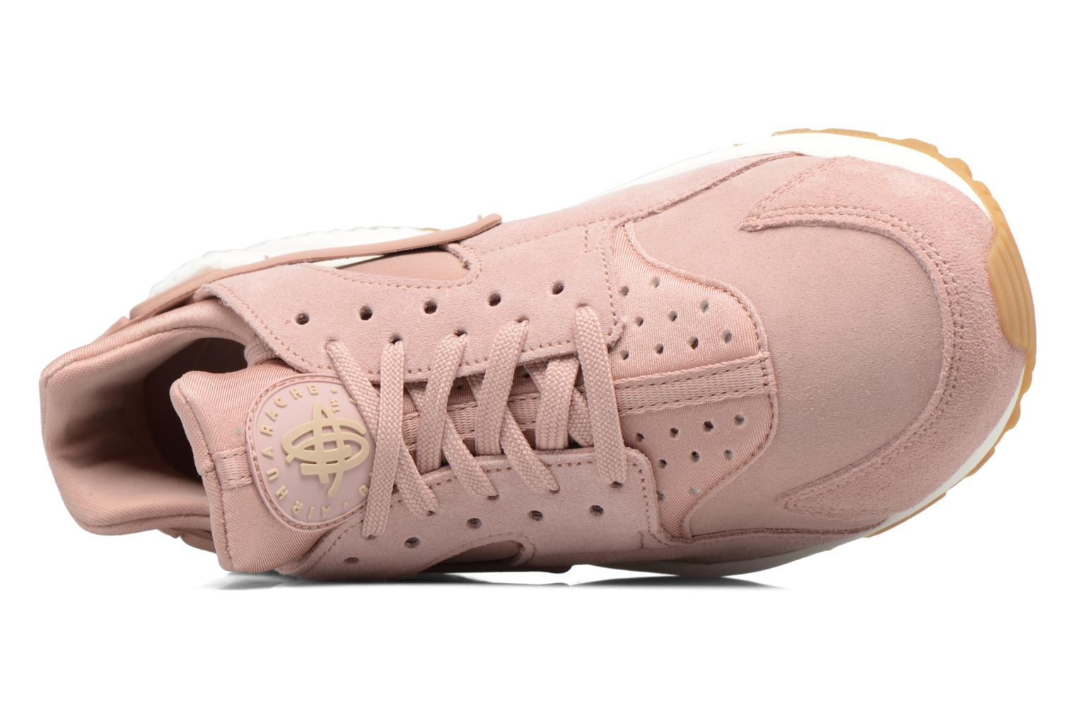 Baskets Nike Wmns Air Huarache Run Sd Rose vue gauche