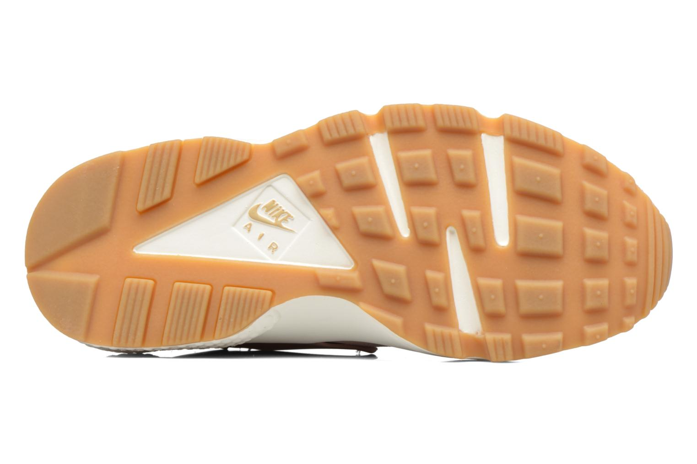 Baskets Nike Wmns Air Huarache Run Sd Rose vue haut