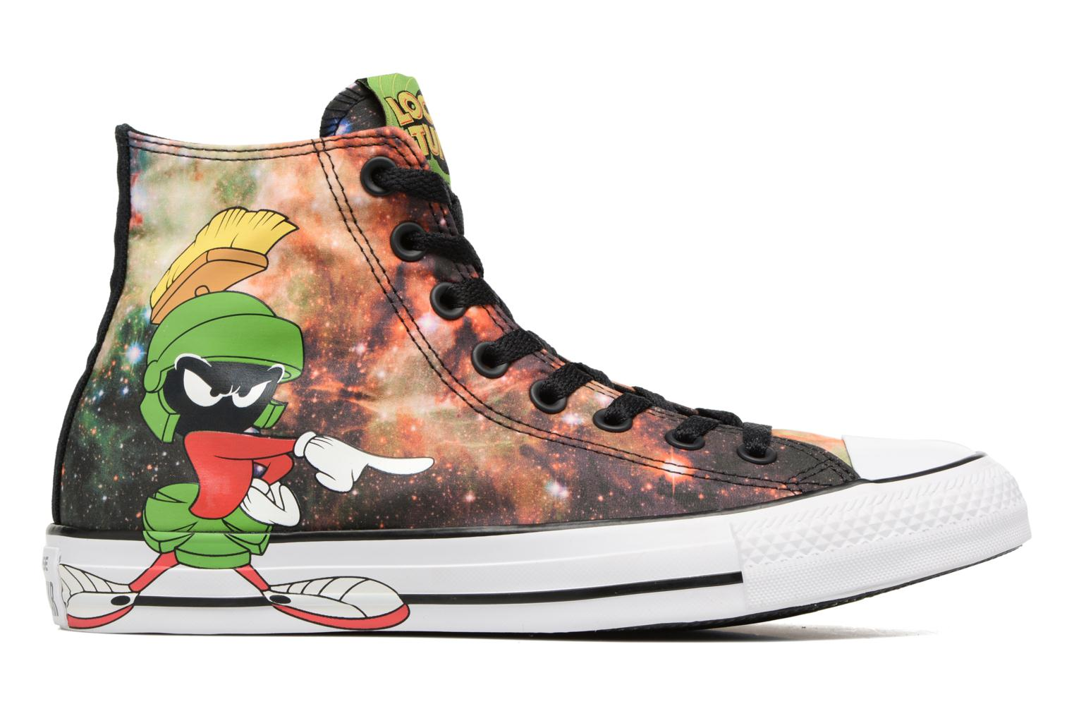 Black/green/white Converse Chuck Taylor All Star Looney Tunes Hi (Multicolore)