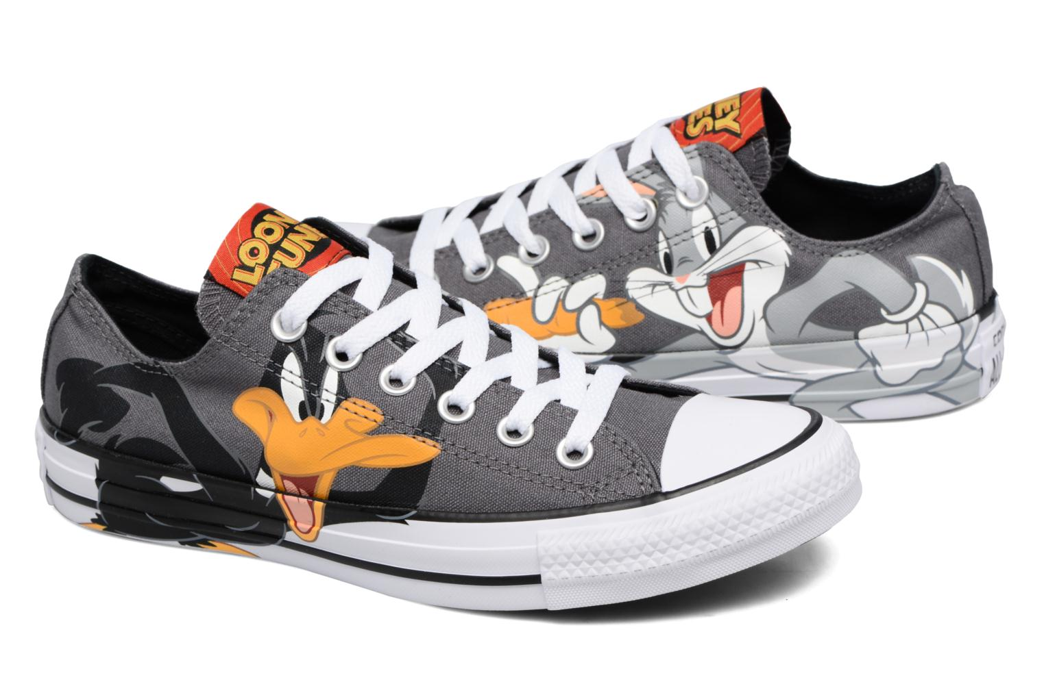 Chuck Taylor All Star Looney Tunes Ox W Thunder/Black/White