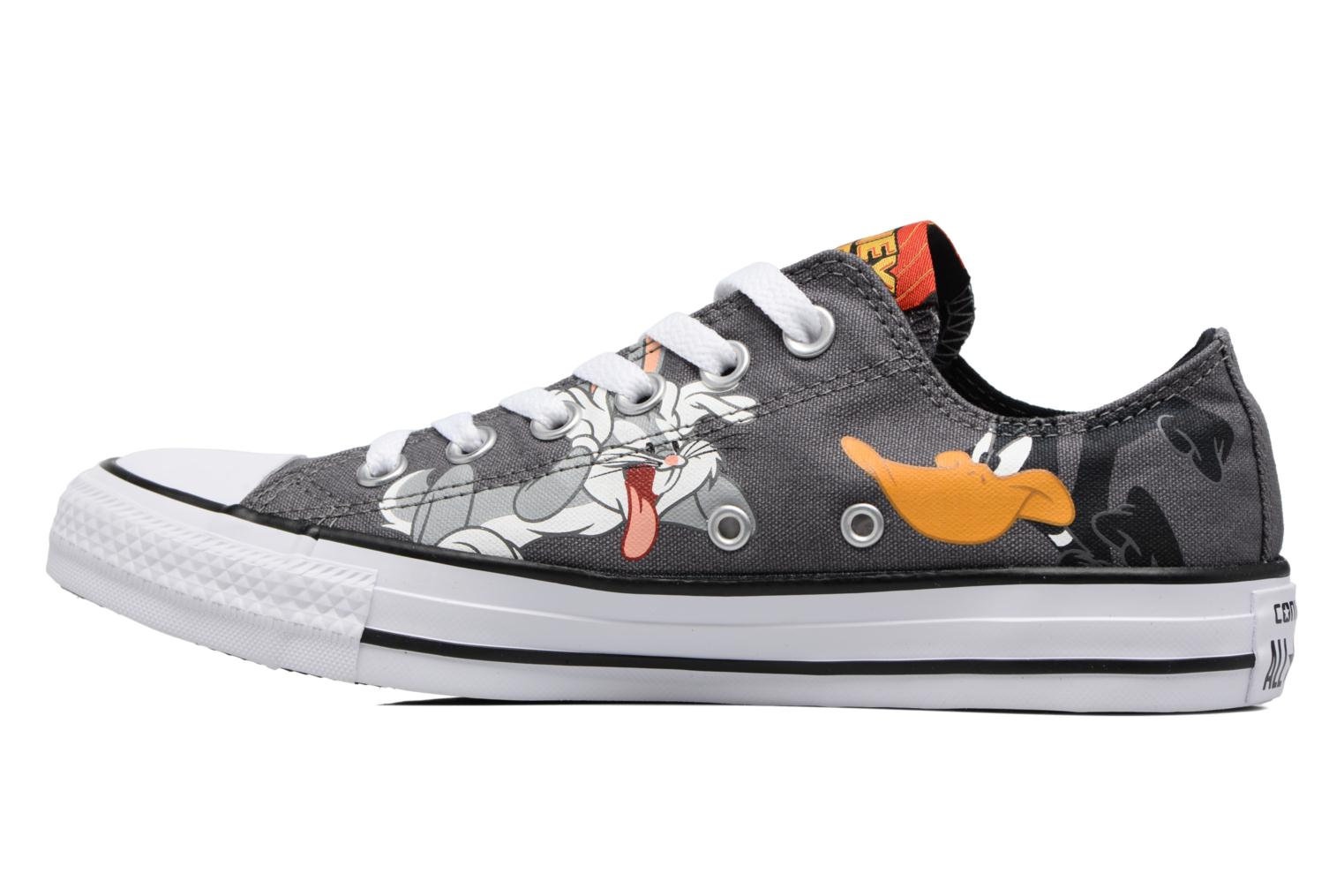 Baskets Converse Chuck Taylor All Star Looney Tunes Ox W Multicolore vue face