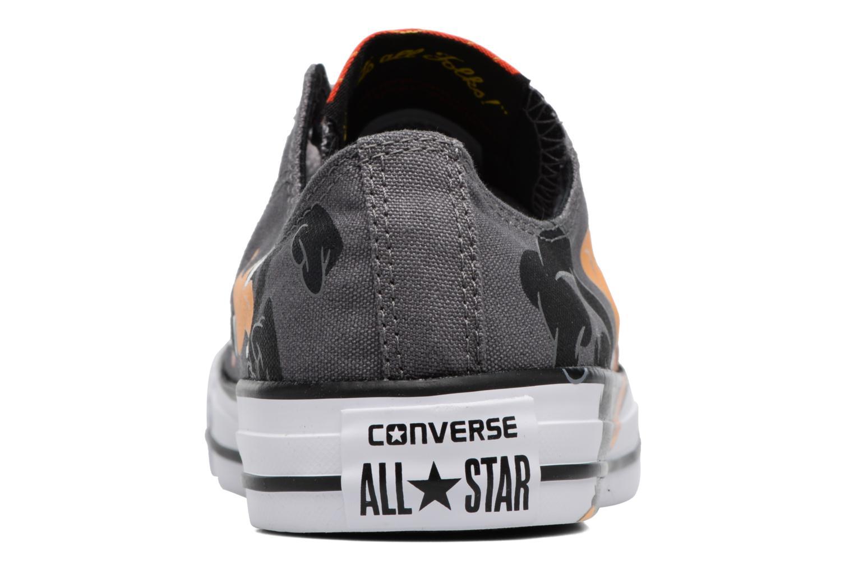 Baskets Converse Chuck Taylor All Star Looney Tunes Ox W Multicolore vue droite