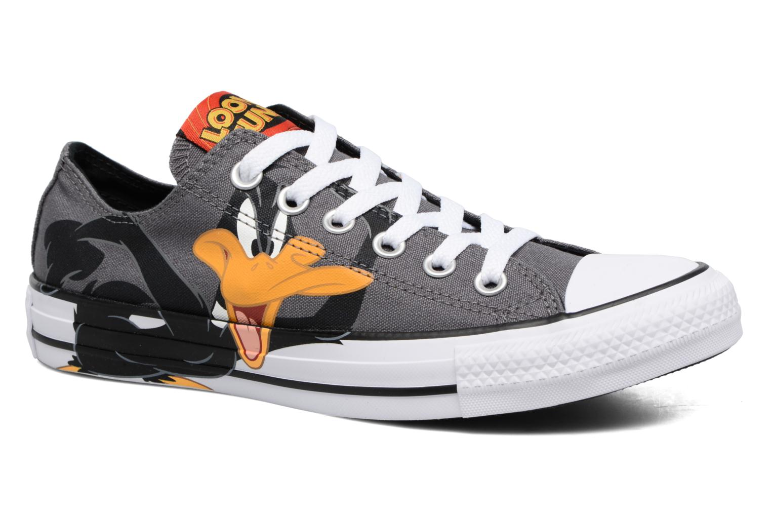 Baskets Converse Chuck Taylor All Star Looney Tunes Ox W Multicolore vue détail/paire