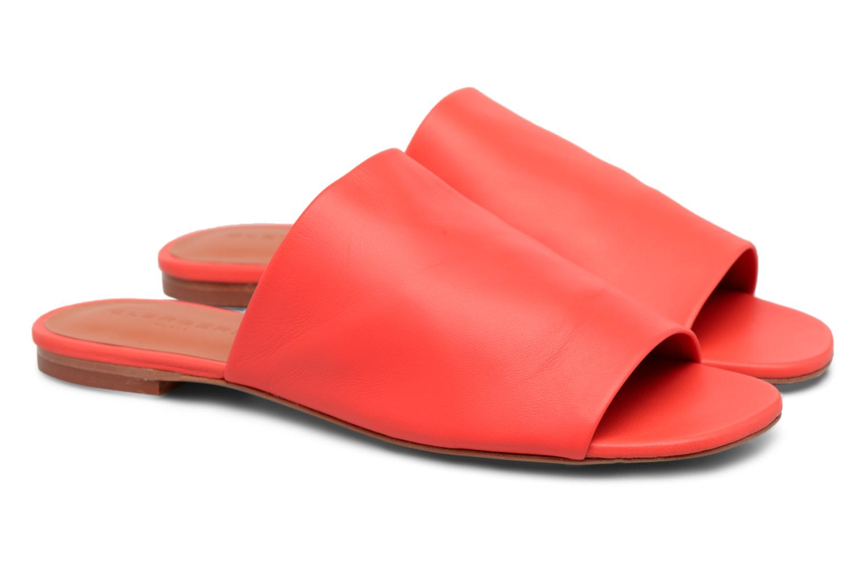 Los zapatos más populares para hombres y mujeres Clergerie ITOU (Naranja) - Zuecos en Más cómodo
