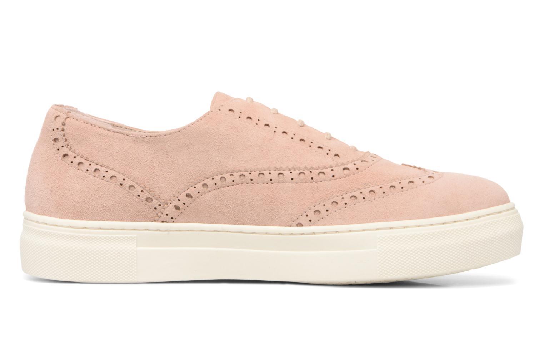 Chaussures à lacets Dune London ELEYNA Beige vue derrière