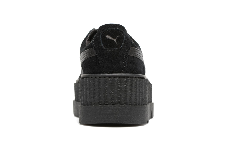 Baskets Puma Fenty Wn Cleated Creeper Noir vue droite