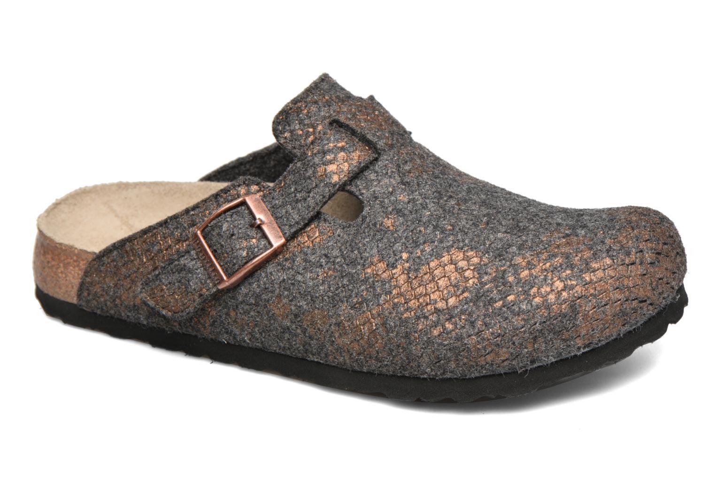 Grandes descuentos últimos zapatos Papillio Boston (Gris) - Zuecos Descuento