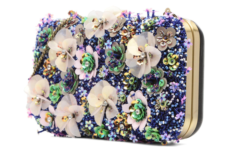 Petite Maroquinerie Dorothy Perkins EMBL BX Clutch Multicolore vue portées chaussures