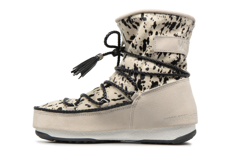 Zapatos promocionales Moon Boot Moon Boot Animal (Blanco) - Botas   Gran descuento