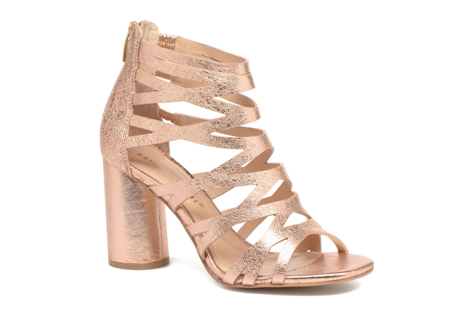 Marques Chaussure femme Bruno Premi femme AZALEE Nude