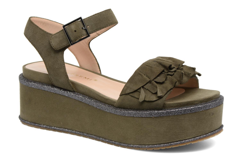 Grandes descuentos últimos zapatos Bruno Premi PIVOINE (Verde) - Sandalias Descuento