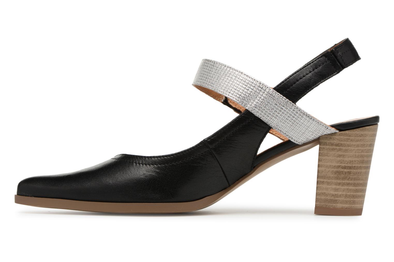 High heels Karston Kzoto Black front view