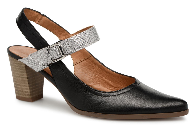 High heels Karston Kzoto Black detailed view/ Pair view