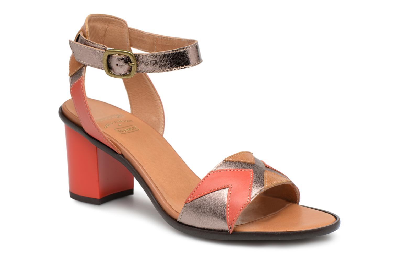 Los zapatos más populares para hombres y mujeres Karston Liana (Naranja) - Sandalias en Más cómodo