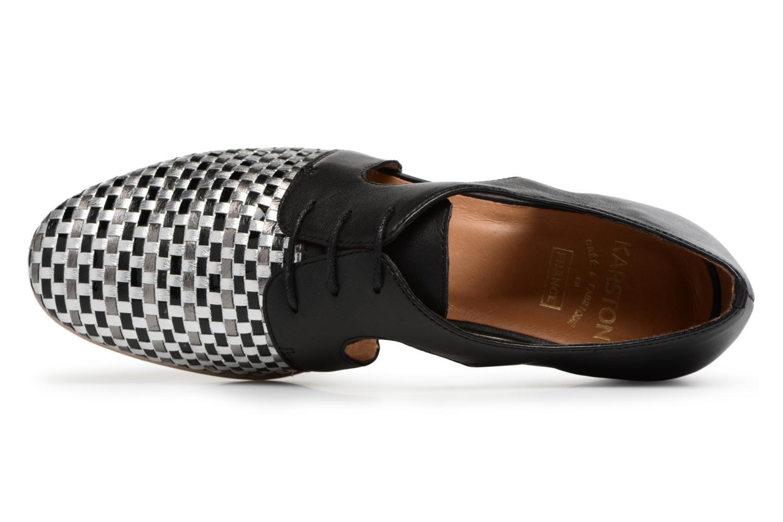 Chaussures à lacets Karston Jocane Noir vue gauche