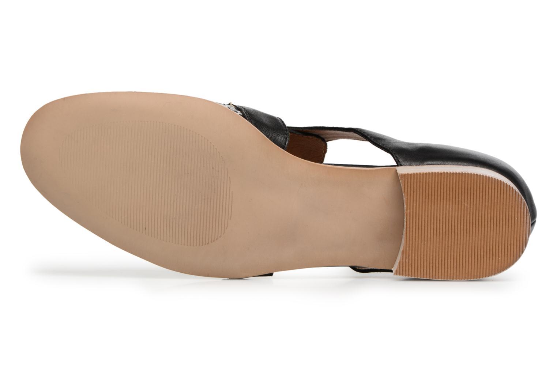 Chaussures à lacets Karston Jocane Noir vue haut