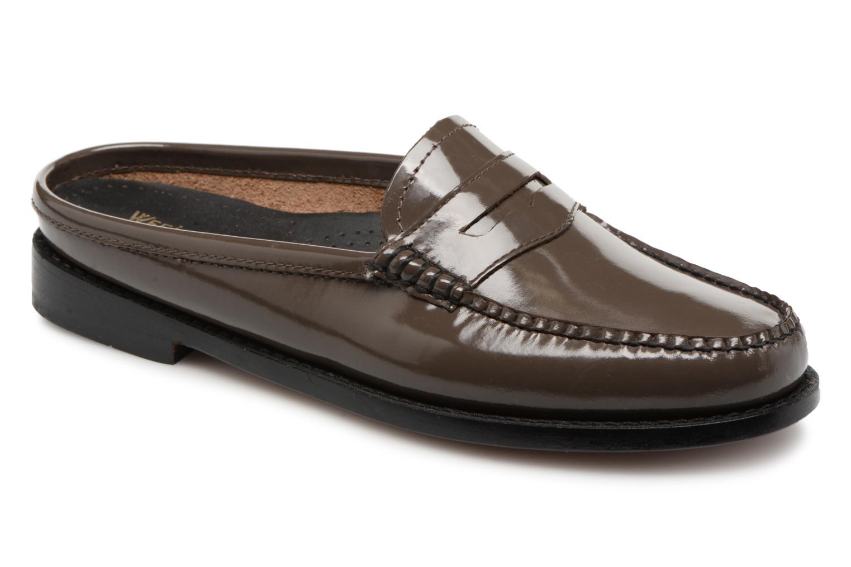 Zapatos promocionales G.H. Bass WEEJUN WMN Penny Slide Wheel (Verde) - Mocasines   Los zapatos más populares para hombres y mujeres