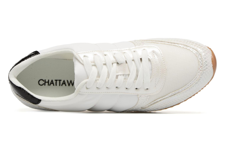 Blanc Chattawak LONDRES (Blanc)