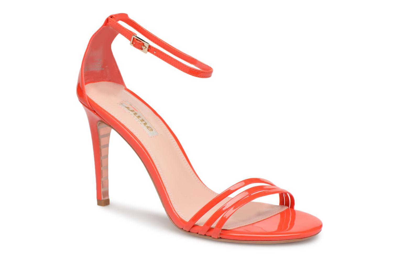 Grandes descuentos últimos zapatos Dune London MARABELLA (Naranja) - Sandalias Descuento