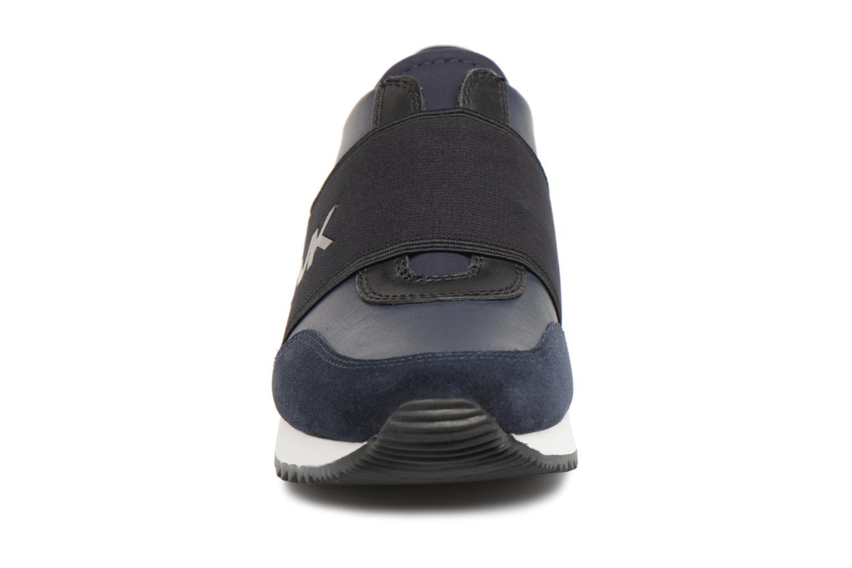 Baskets Michael Michael Kors MK Trainer Multicolore vue portées chaussures