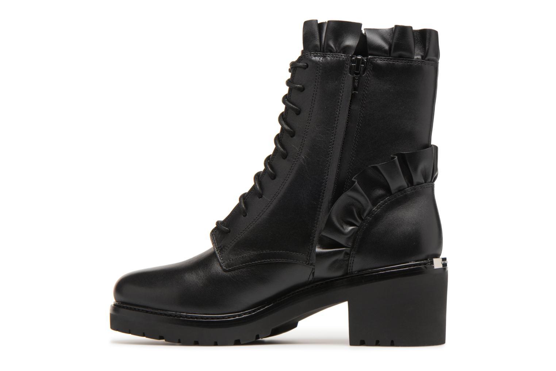Ankle boots Michael Michael Kors Bella Bootie Black front view