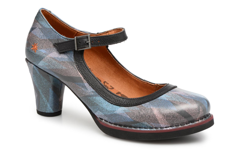 Casual salvaje Art St. Tropez 1070F (Gris) - Zapatos de tacón en Más cómodo