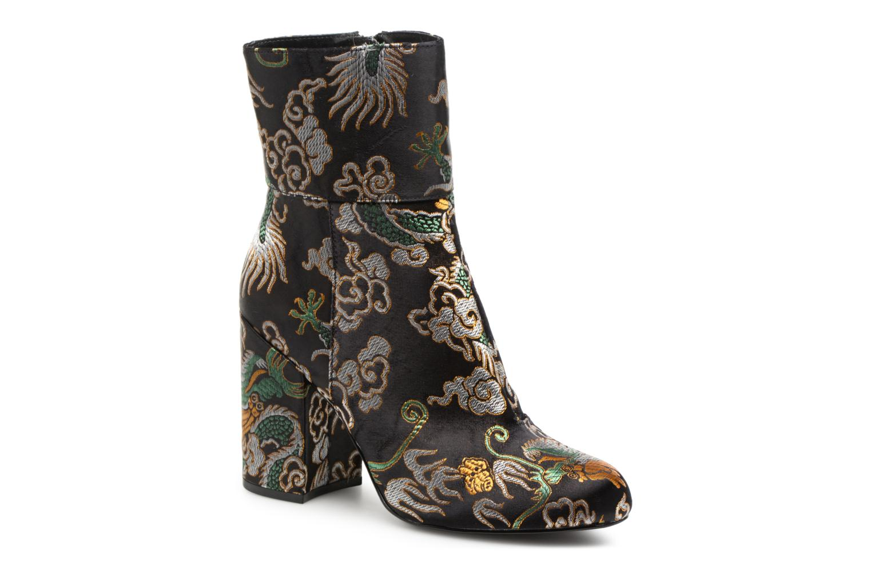 Goldie Ankleboot - Bottes Et Bottines Pour Femmes / Multicolore Steve Madden wGoHyi0u