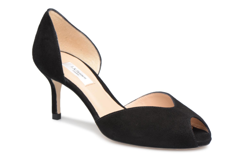 Marques Chaussure luxe femme L.K. Bennett femme Tatiana Black