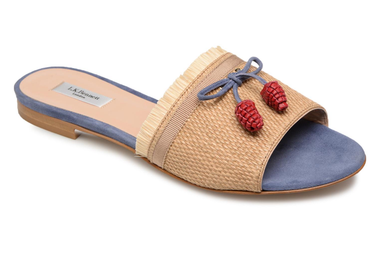 Grandes descuentos últimos zapatos L.K. Bennett Orla (Azul) - Zuecos Descuento