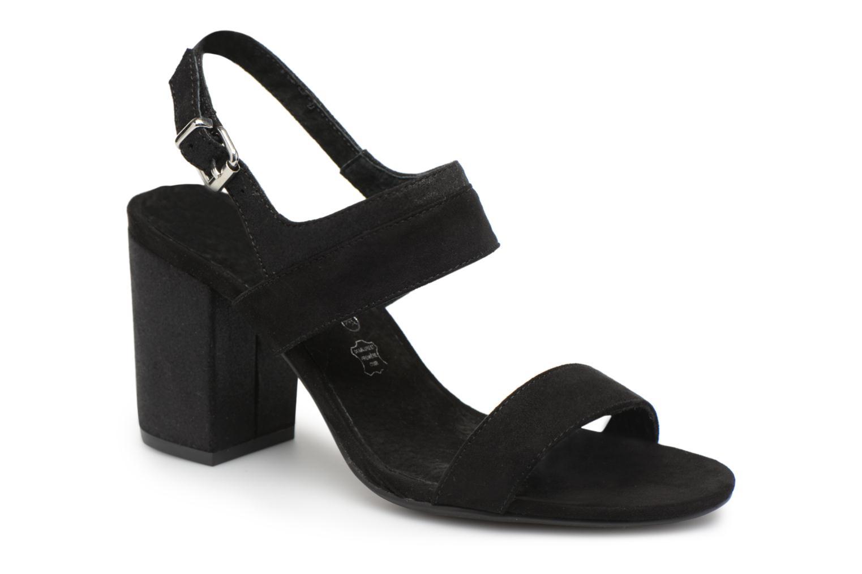 Grandes descuentos (Negro) últimos zapatos Divine Factory Alice (Negro) descuentos - Sandalias Descuento f084c6