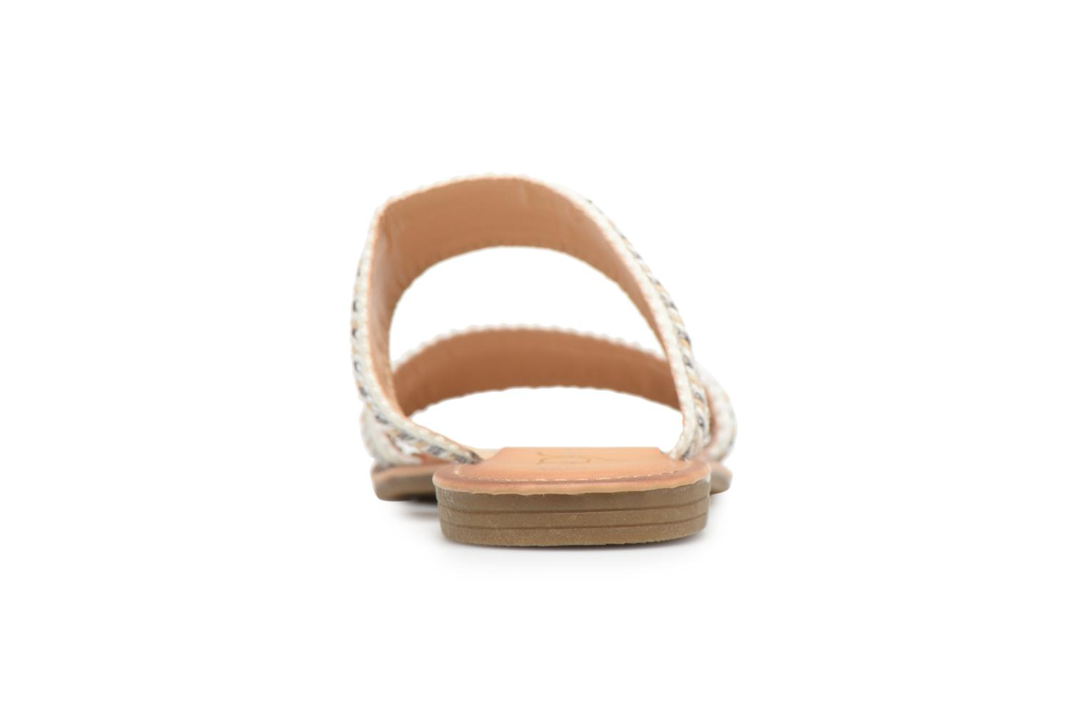 Wedges Divine Factory Coline Wit rechts