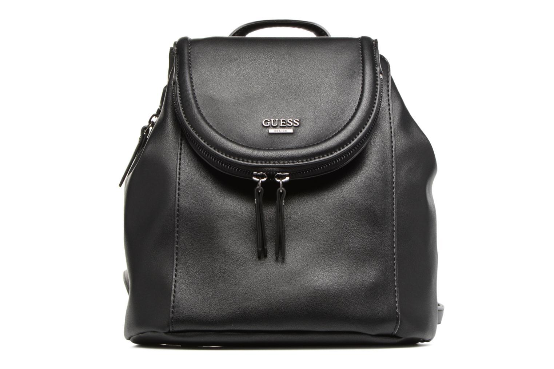 Rugzakken Guess Terra Backpack Zwart detail